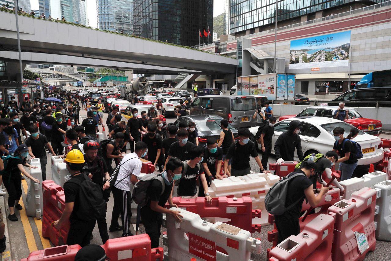 hong kong protests - photo #14