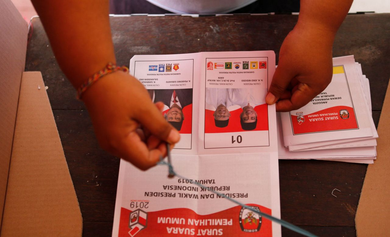 indonesian election - photo #9