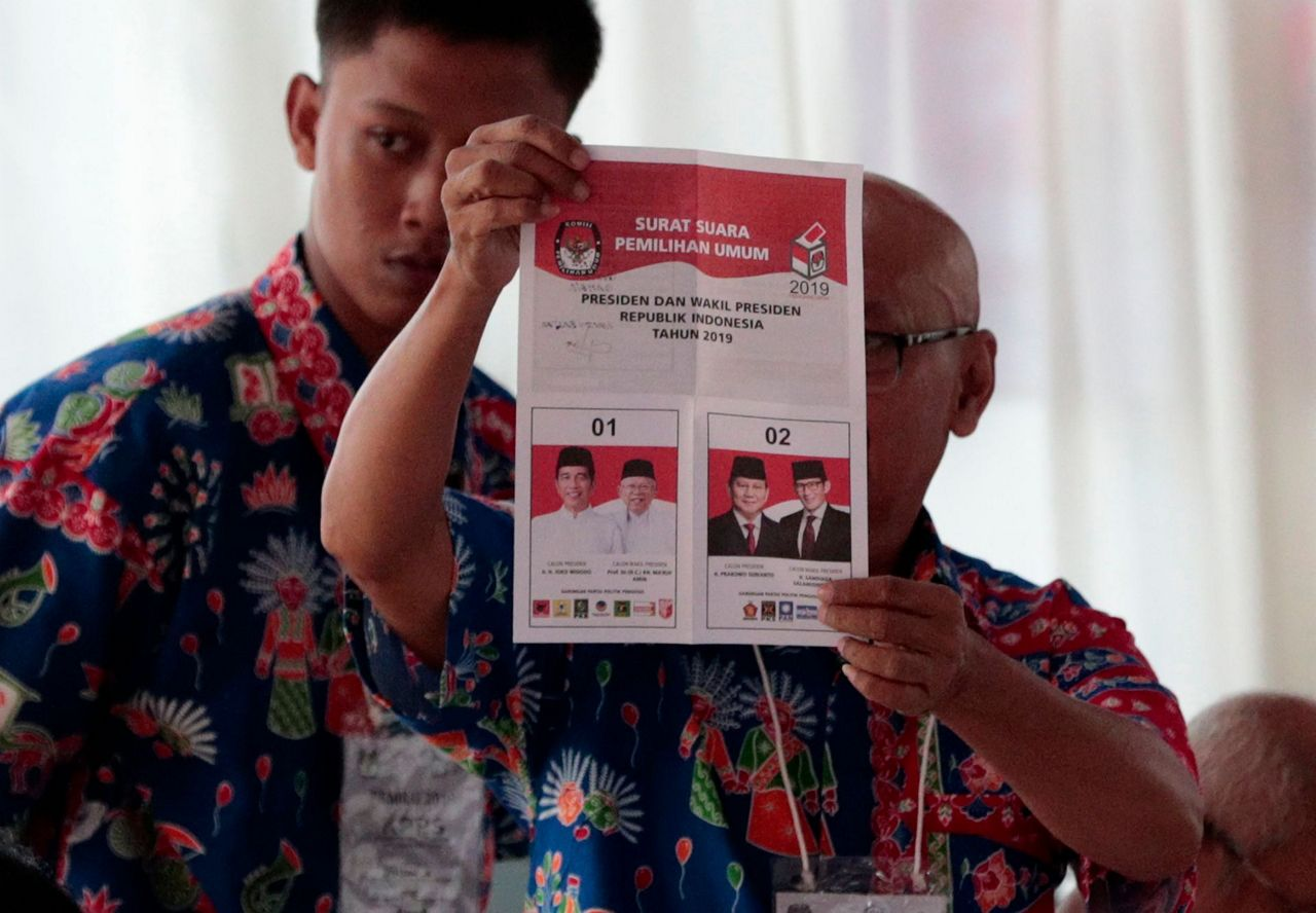 indonesian election - photo #20