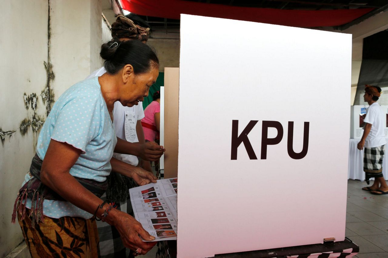 indonesian election - photo #41