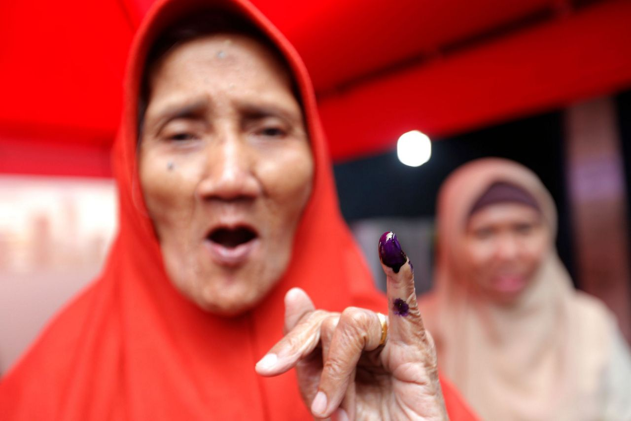 indonesian election - photo #44