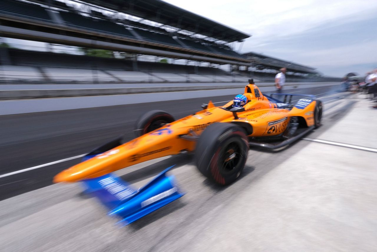 indy 500 qualifying - photo #27