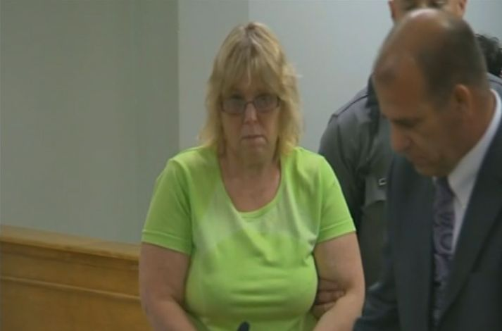 Joyce Mitchell Moved to Clinton County Jail