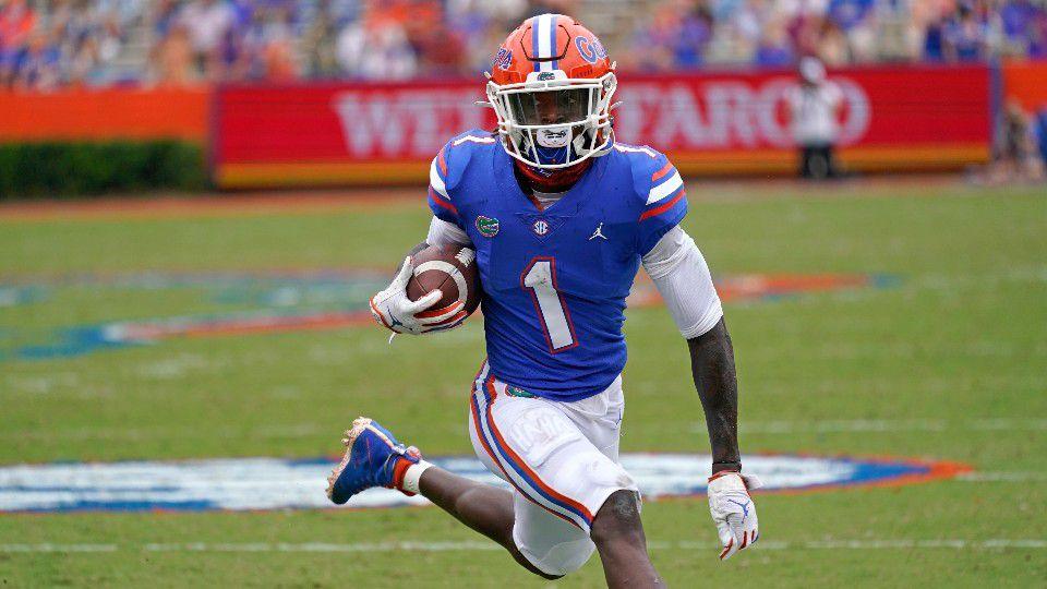 Prospect Profile: Florida WR Kadarius Toney
