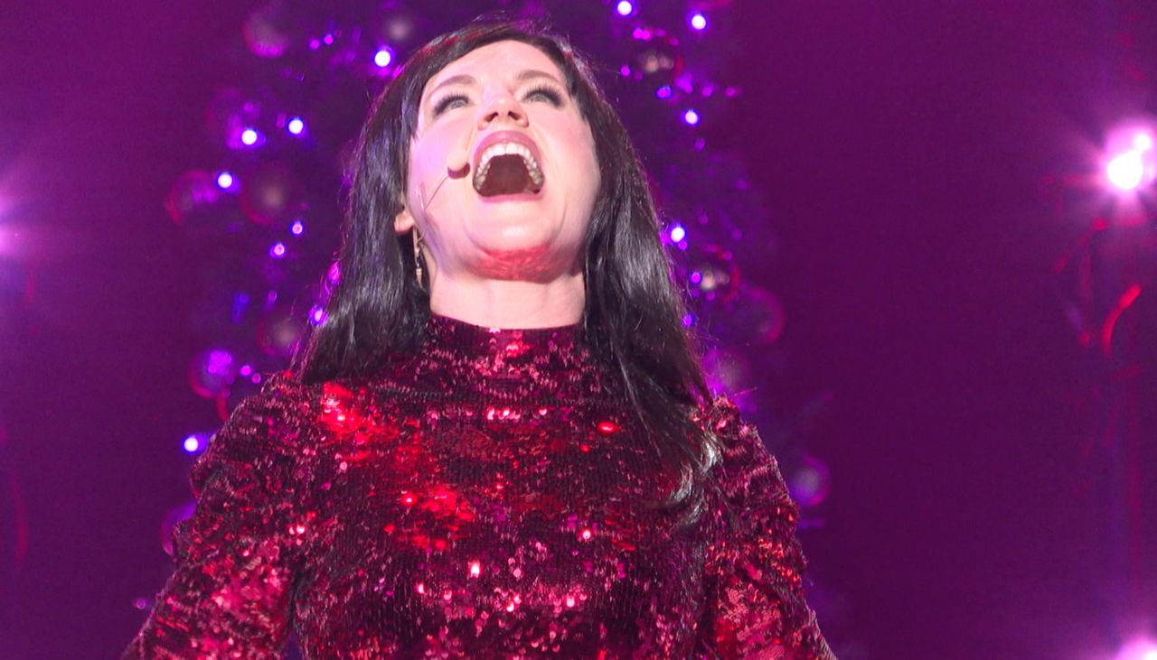 """One of the most popular songs off the soundtrack is Kelly Clarkson's """"Trouble With Love."""""""