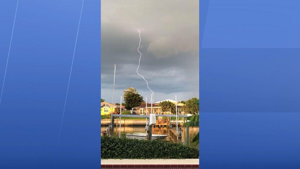 St Pete lightning