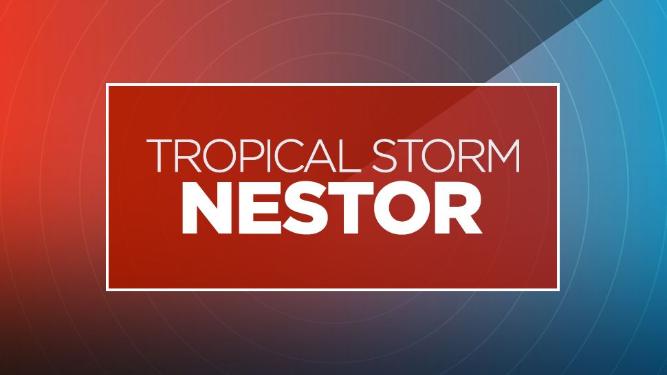 TROPICS: Tropical Storm Nestor Forms in Gulf of Mexico