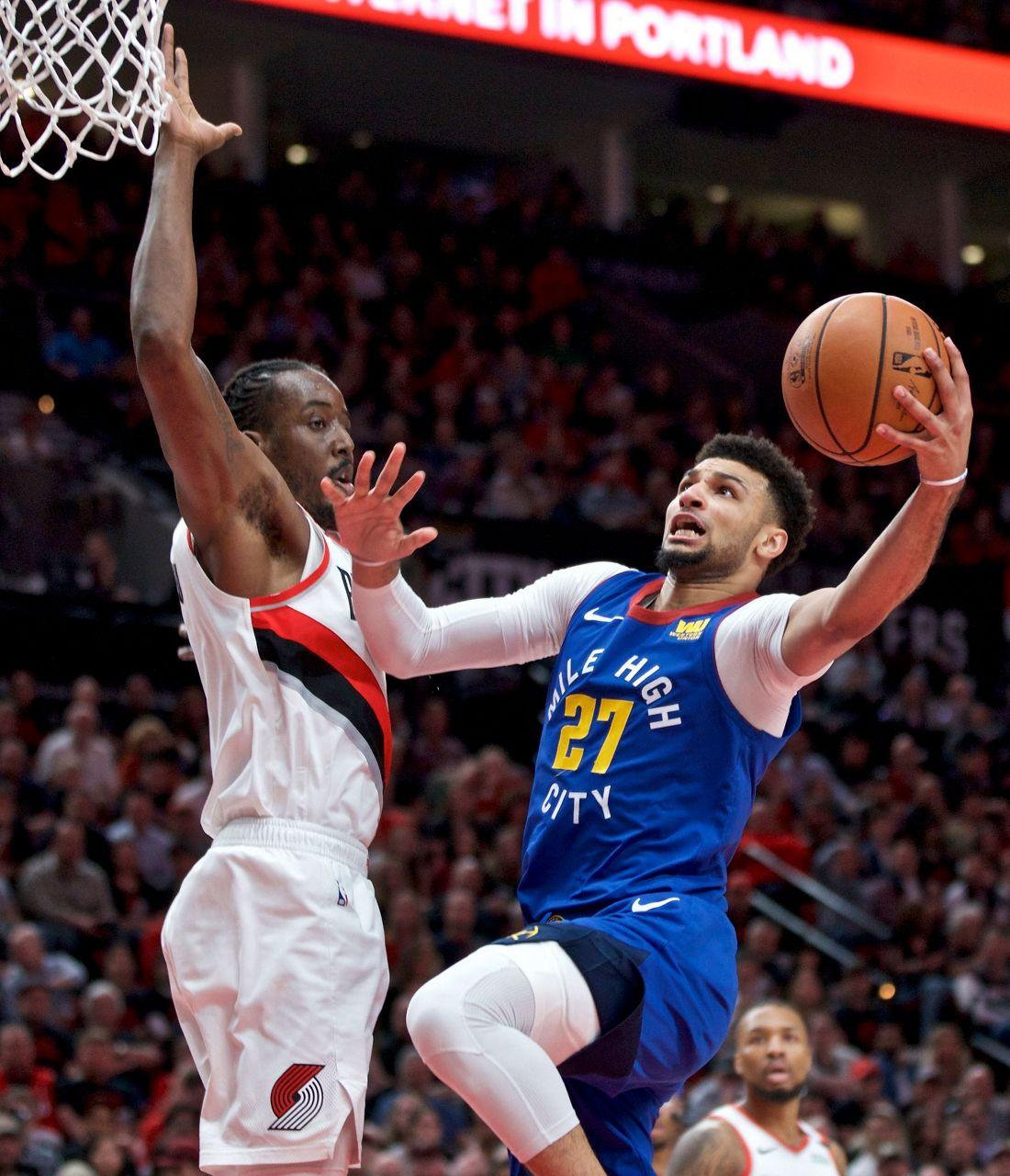 Portland Blazers 2019: Blazers Go Up 2-1 After 140-137 Win In 4 OTs Over Denver