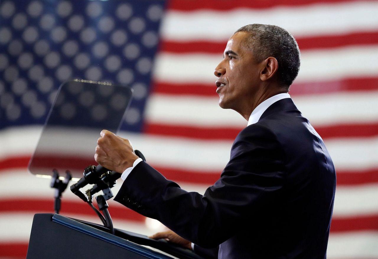 Stretch Of Road In La To Be Renamed Obama Boulevard