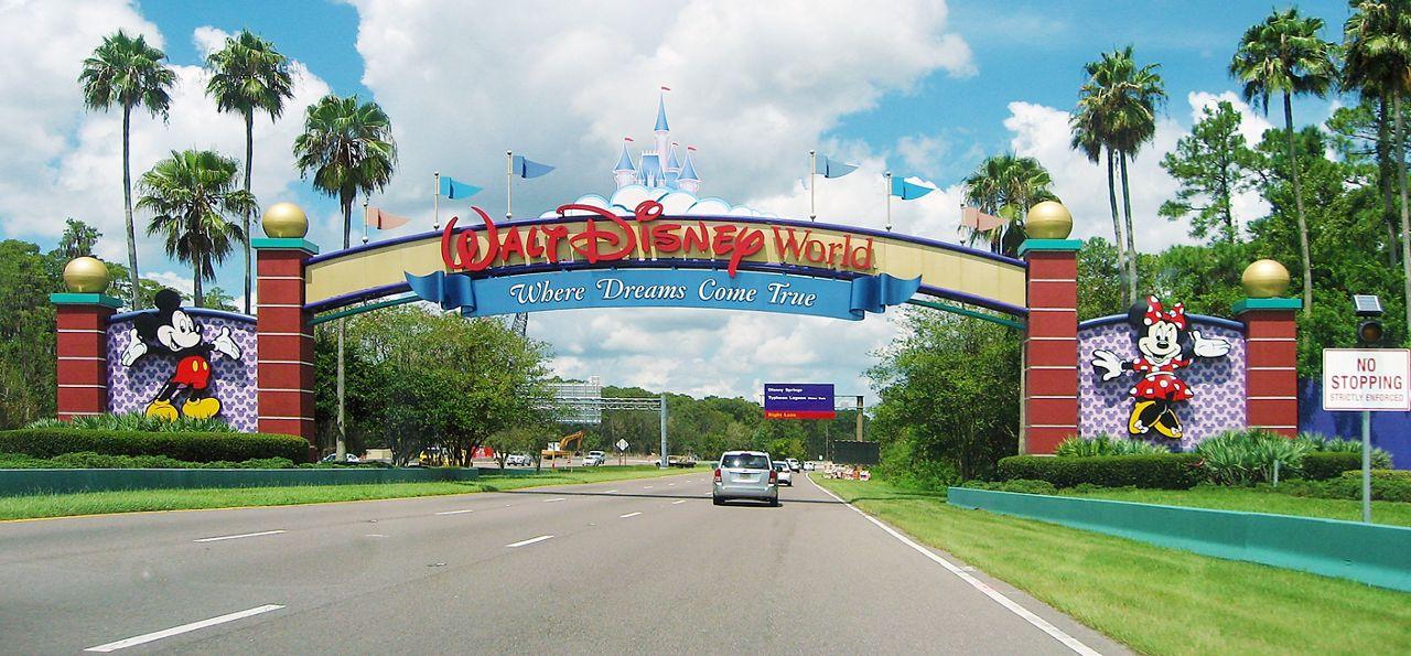 Deputies: Disney World Tourist Hid Loaded Gun Outside Magic Kingdom