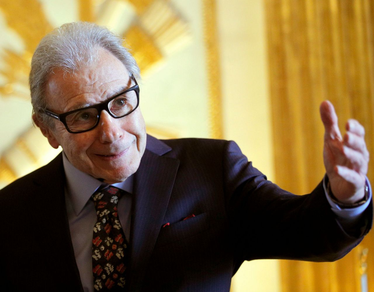Composer Lalo Schifrin says Oscar is an 'amazing honor'