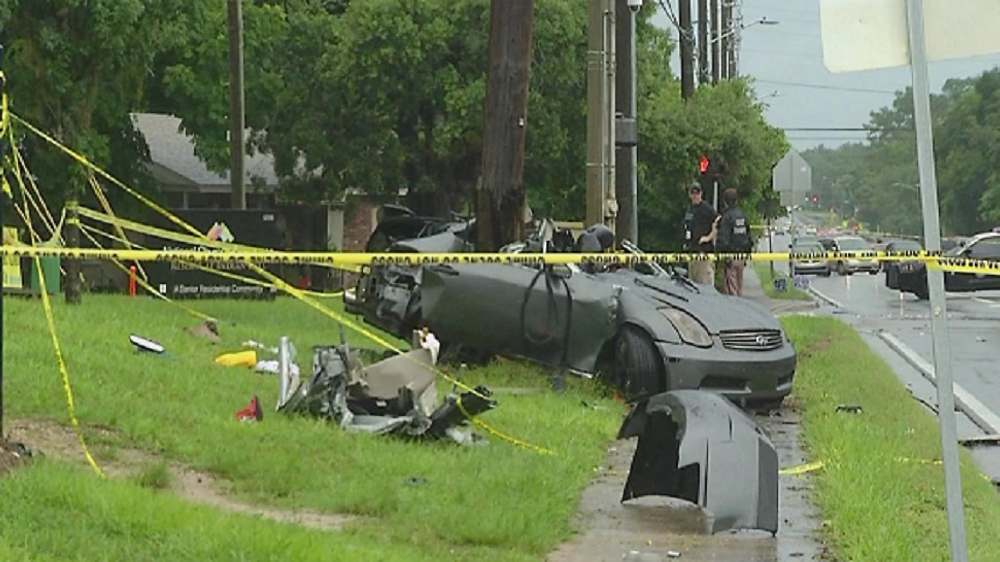 Two separate fatal crashes occur in Orange County