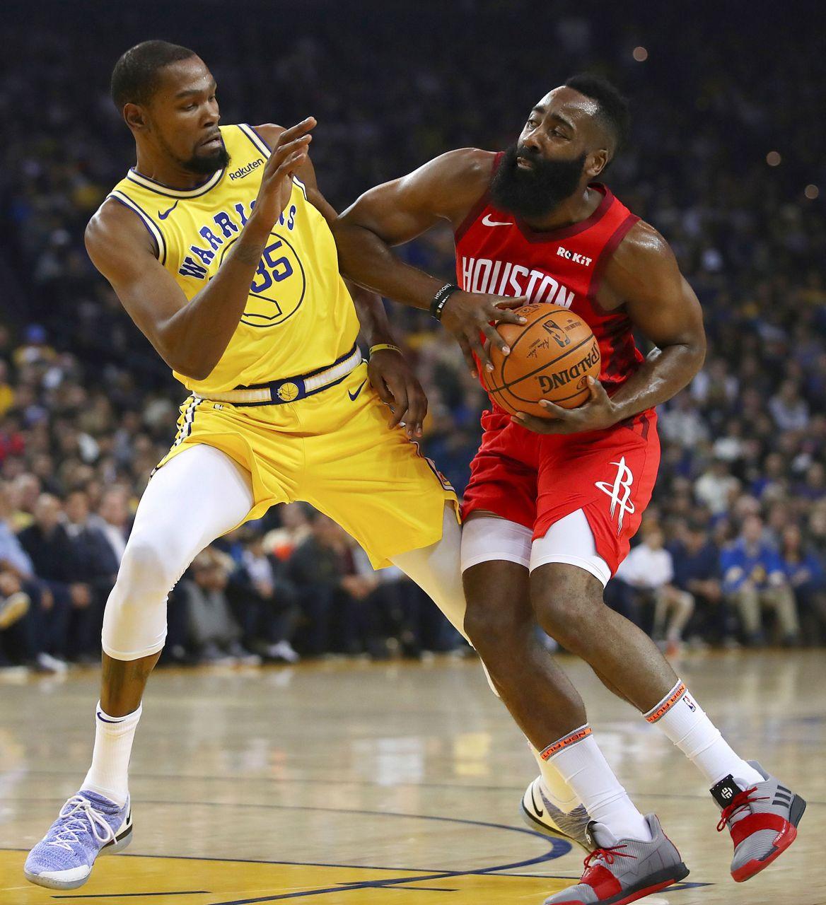 Houston Rockets Squad 2019: James Harden Rallies Rockets In OT To Beat Warriors 135-134