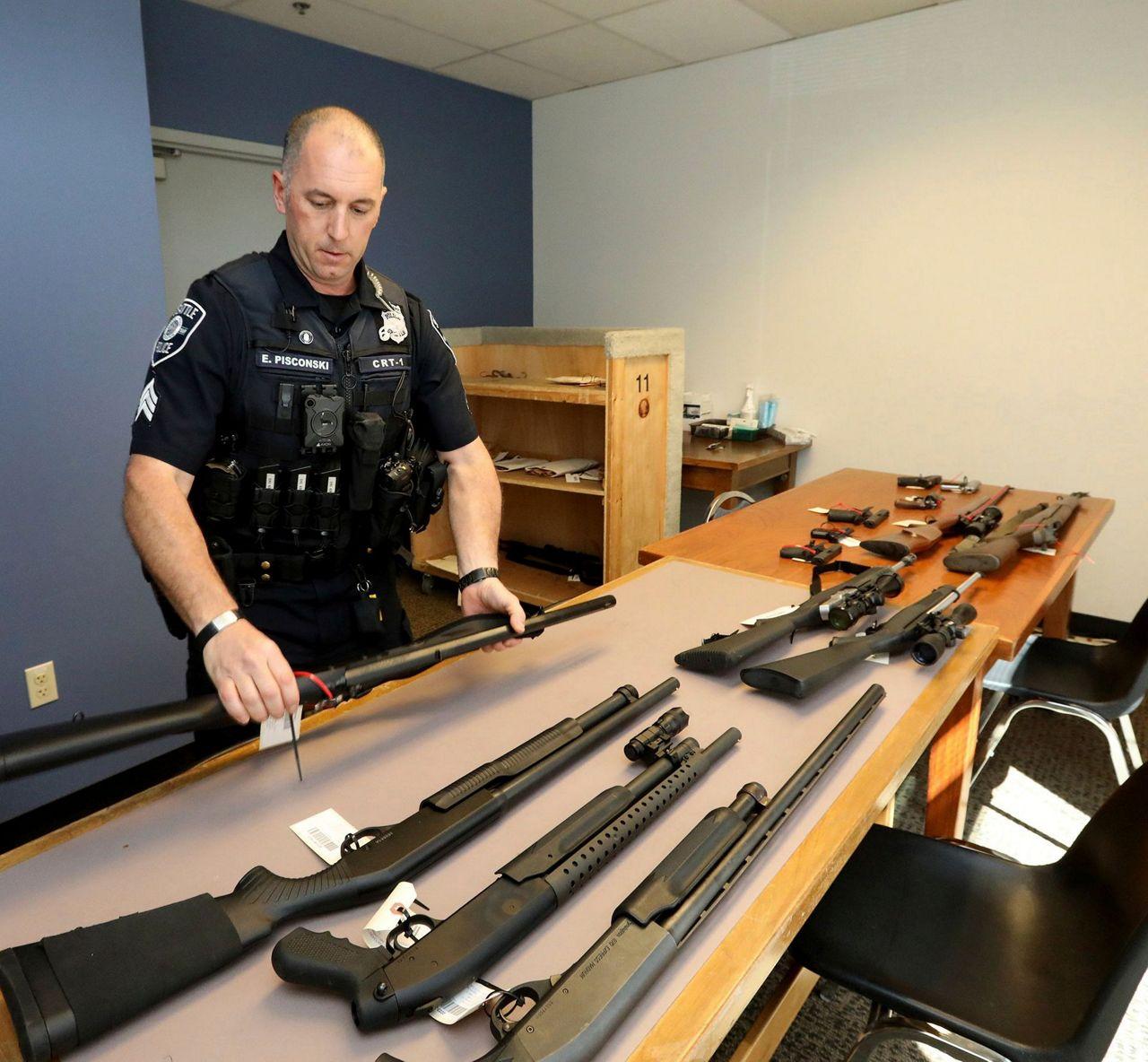 Gun-Seizure Laws Grow In Popularity Since Parkland Shooting