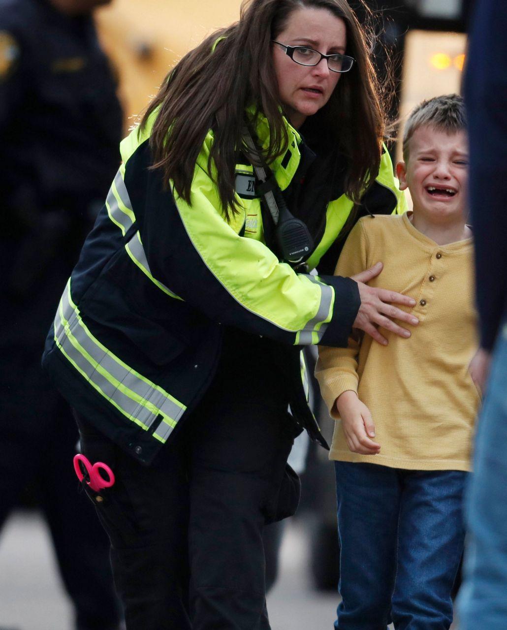 Sheriff: Several Hurt In Suburban Denver School Shooting