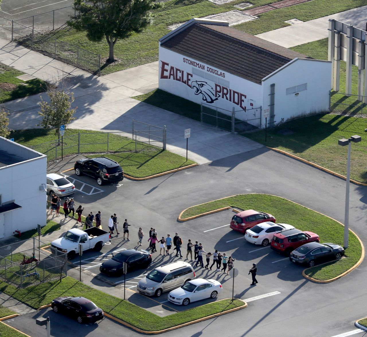 Florida Massacre Commission Considers School Safety Plans