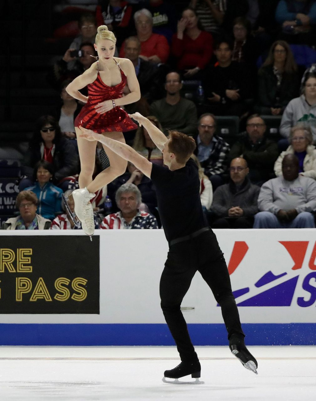 Nov 18, · Skate America — the first of the six Grand Prix Series events this season — takes place at the Angel of the Winds Arena in Everett, Washington, Oct. A number of U.S. veterans have opted not to compete this season. Adam Rippon, Ashley Wagner, Maia Shibutani and Alex Shibutani and Mirai Nagasu are all out.