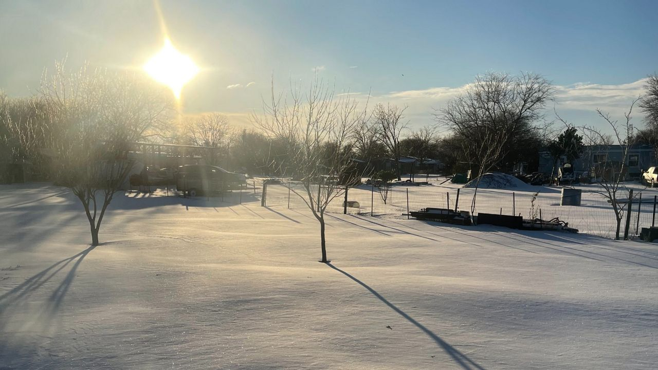 A Full List of All The Record Cold Texas Temperatures