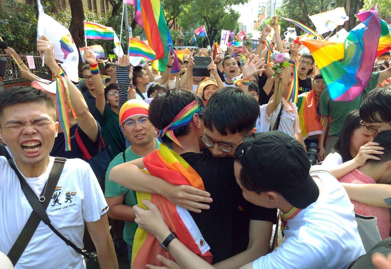 taiwan gay marriage