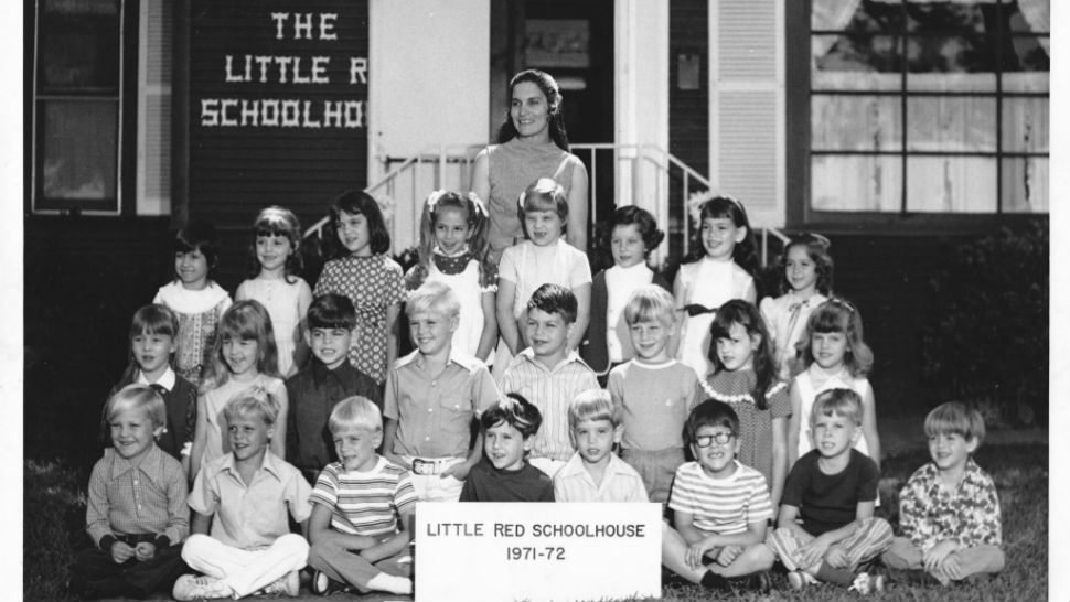 Can you spot Spectrum News anchor Todd Boatwright in his back-to-school photo from 1971?