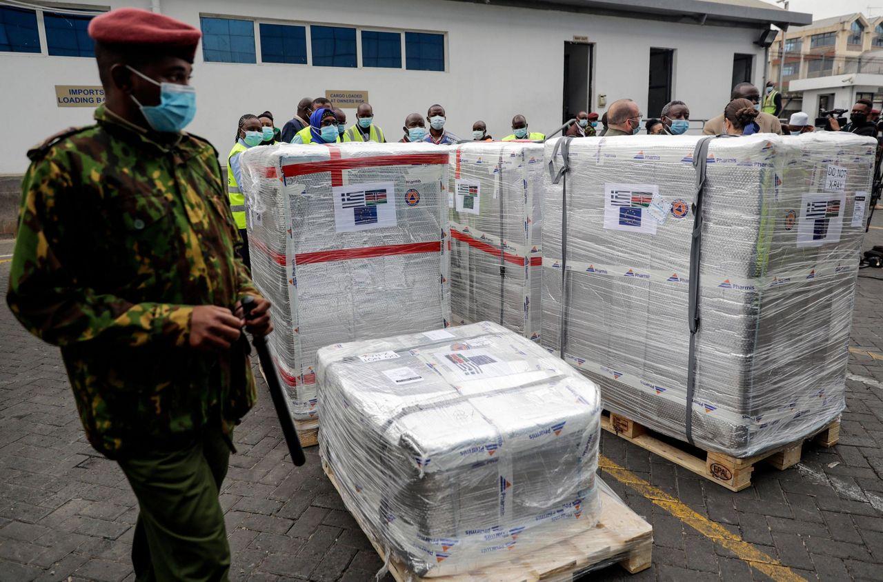 Virus Outbreak Donation Dependency 15153