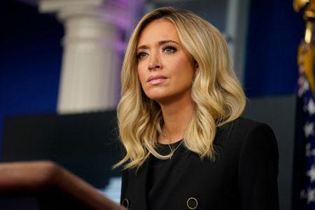 New White House press secretary McEnany to hold 1st briefing