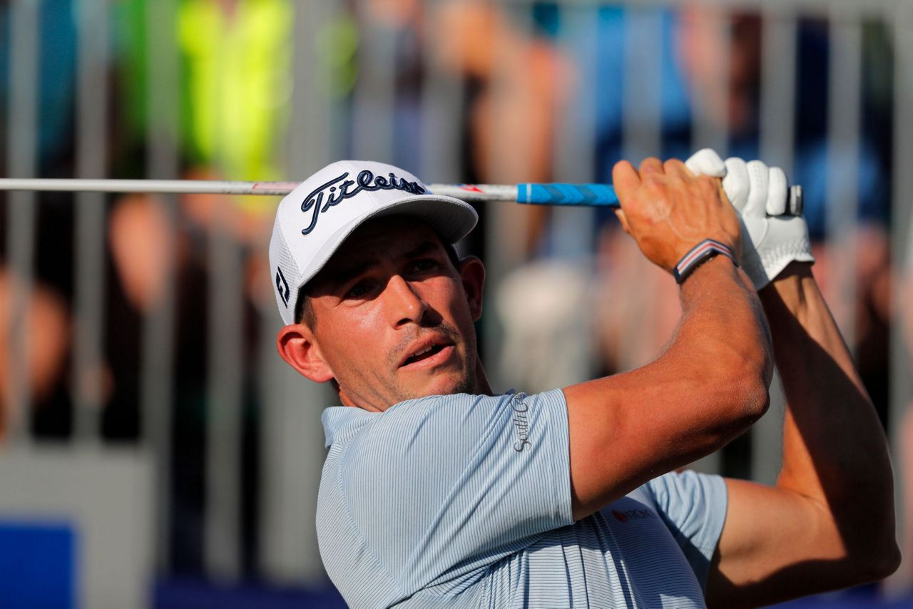 malnati and hurley top delayed zurich classic leaderboard