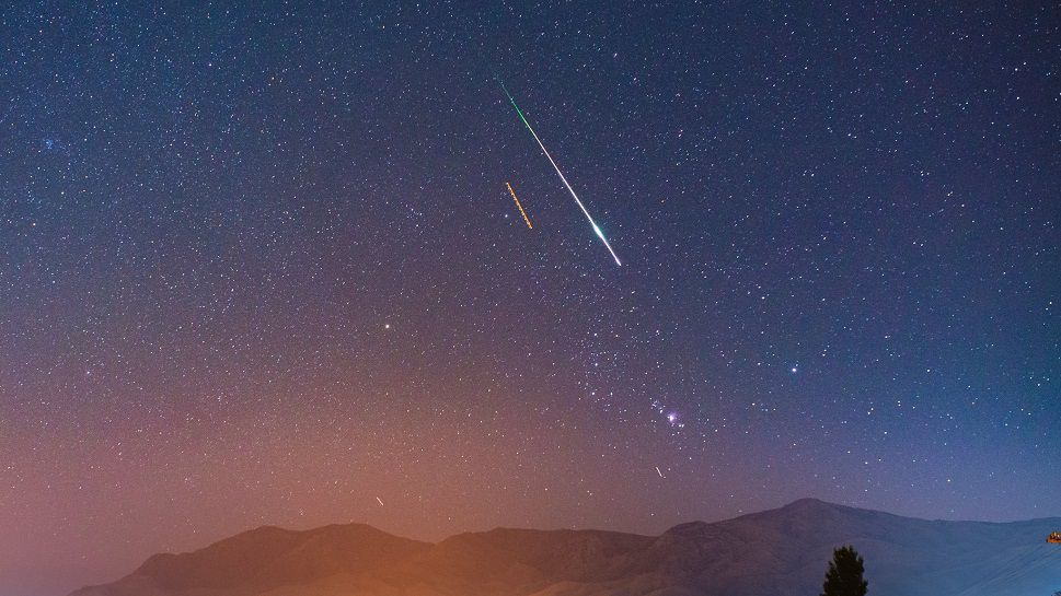 WATCH: Perseid Meteor Shower 2019 Recap