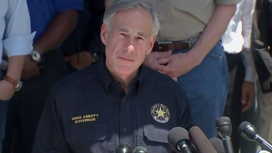 Gov. Abbott Declares Disaster for Several Texas Counties Impacted by Flooding