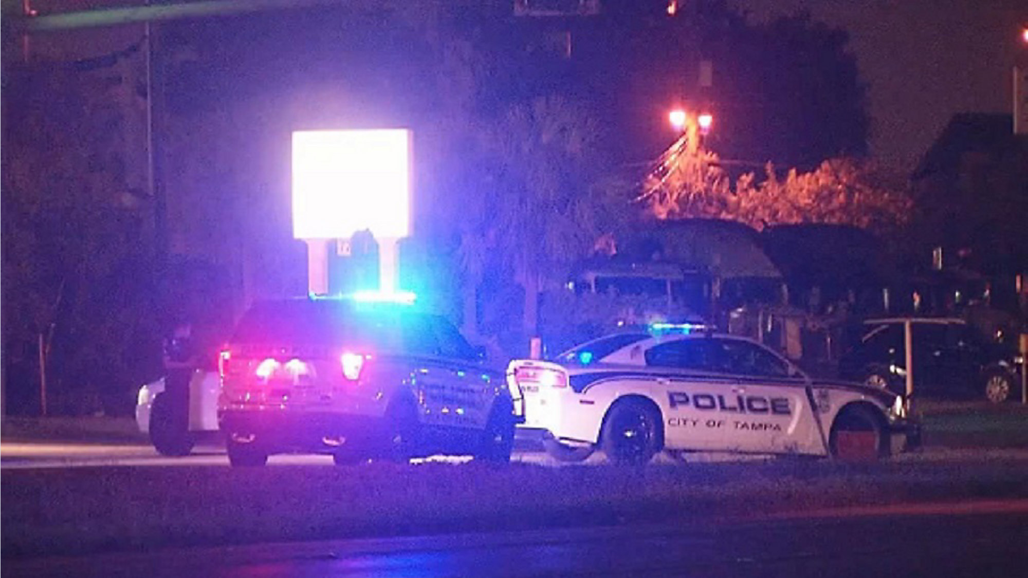 Motorcyclist Killed In Early-Morning Tampa Crash