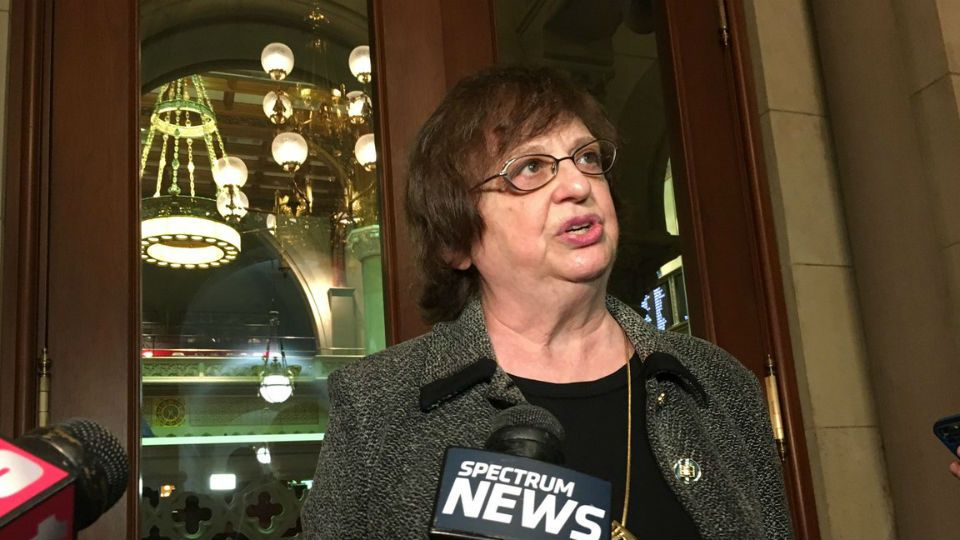 Barbara Underwood officially first woman New York AG