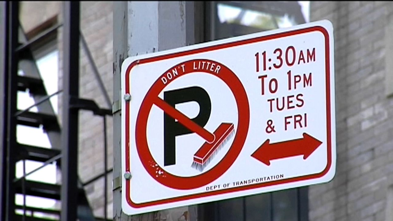 New Alternate Side Parking Rules Take Effect