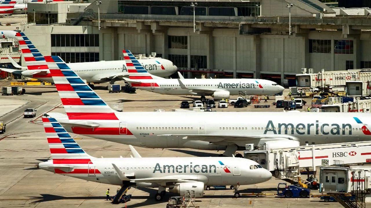 American Airlines suspende la mayoría de sus vuelos a Nueva York
