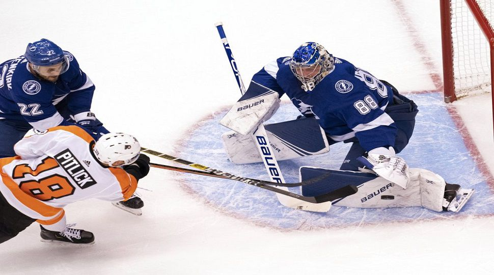 Lightning, Blue Jackets Begin 1st-round NHL Playoff Rematch Tuesday