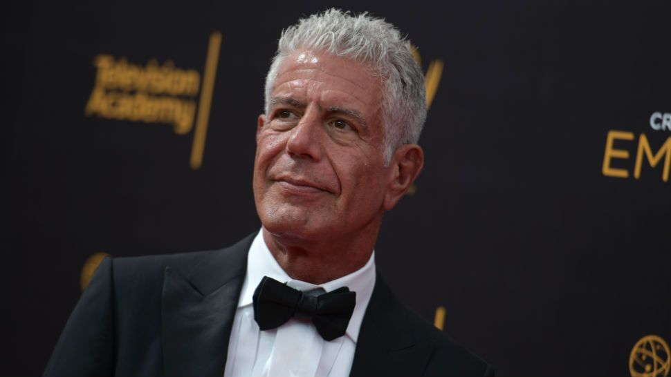 Anthony Bourdain Collection to be Displayed in Central Texas Ahead of Auction