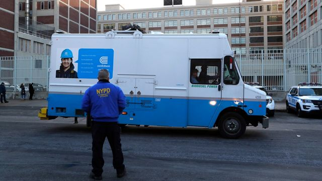 Power Restored to Metropolitan Detention Center in Brooklyn