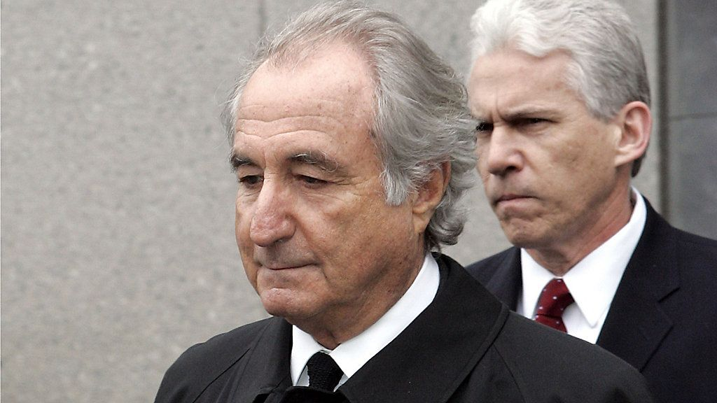 Bernie Madoff, who orchestrated largest Ponzi scheme in history, dies in federal prison