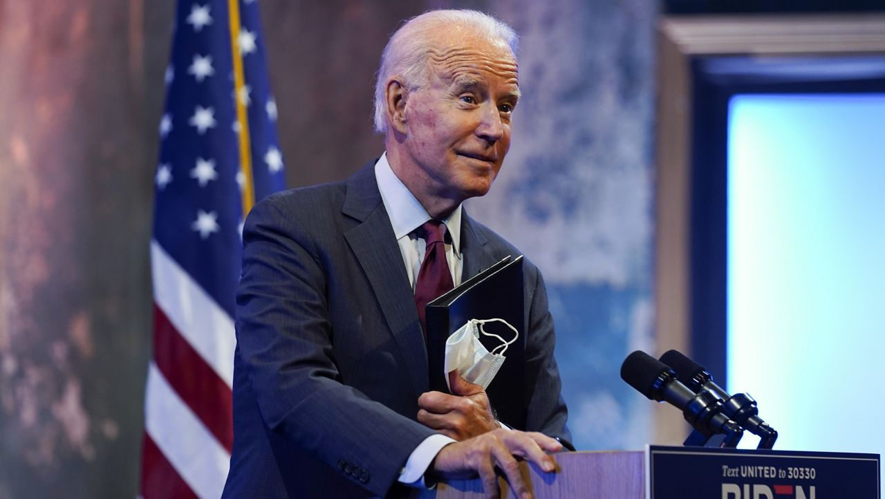Joe Biden Says Supreme Court Nomination During Election