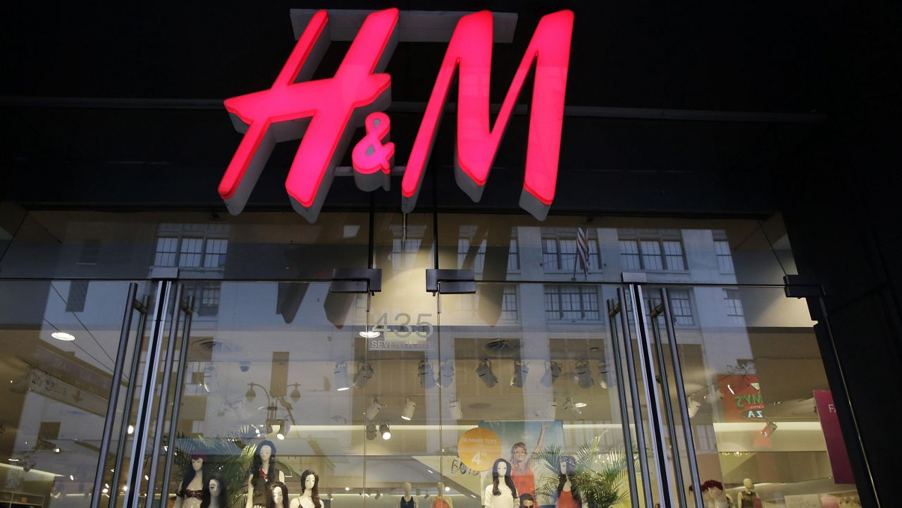 H&M To Close 250 Stores As Coronavirus Shifts Sales Online - Bay News 9