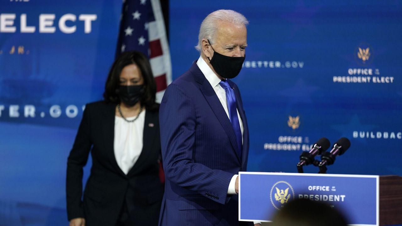 Live Biden Transition Updates: Biden, Harris Introduce Key Economic Team Picks; DOJ Probing Potential Bribery, Lobbying Scheme For Pardon