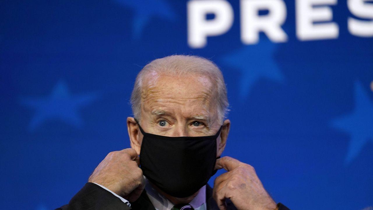 Biden Outlines