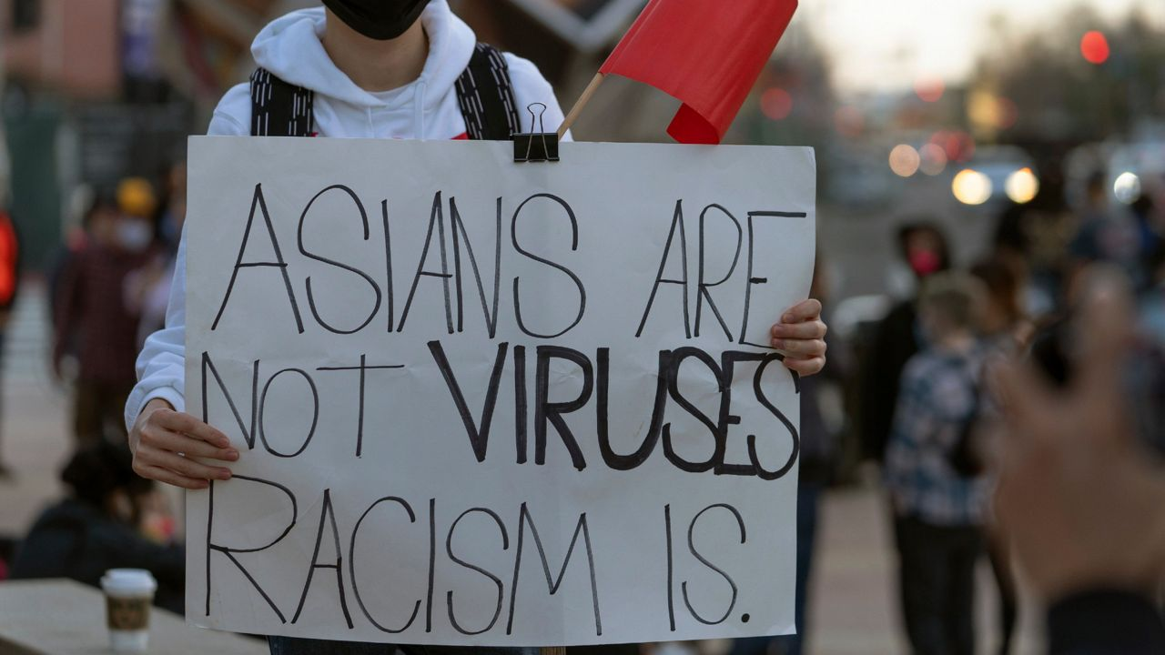 www.ny1.com: Anti-Asian Attacks Give Rise To Calls For Solidarity