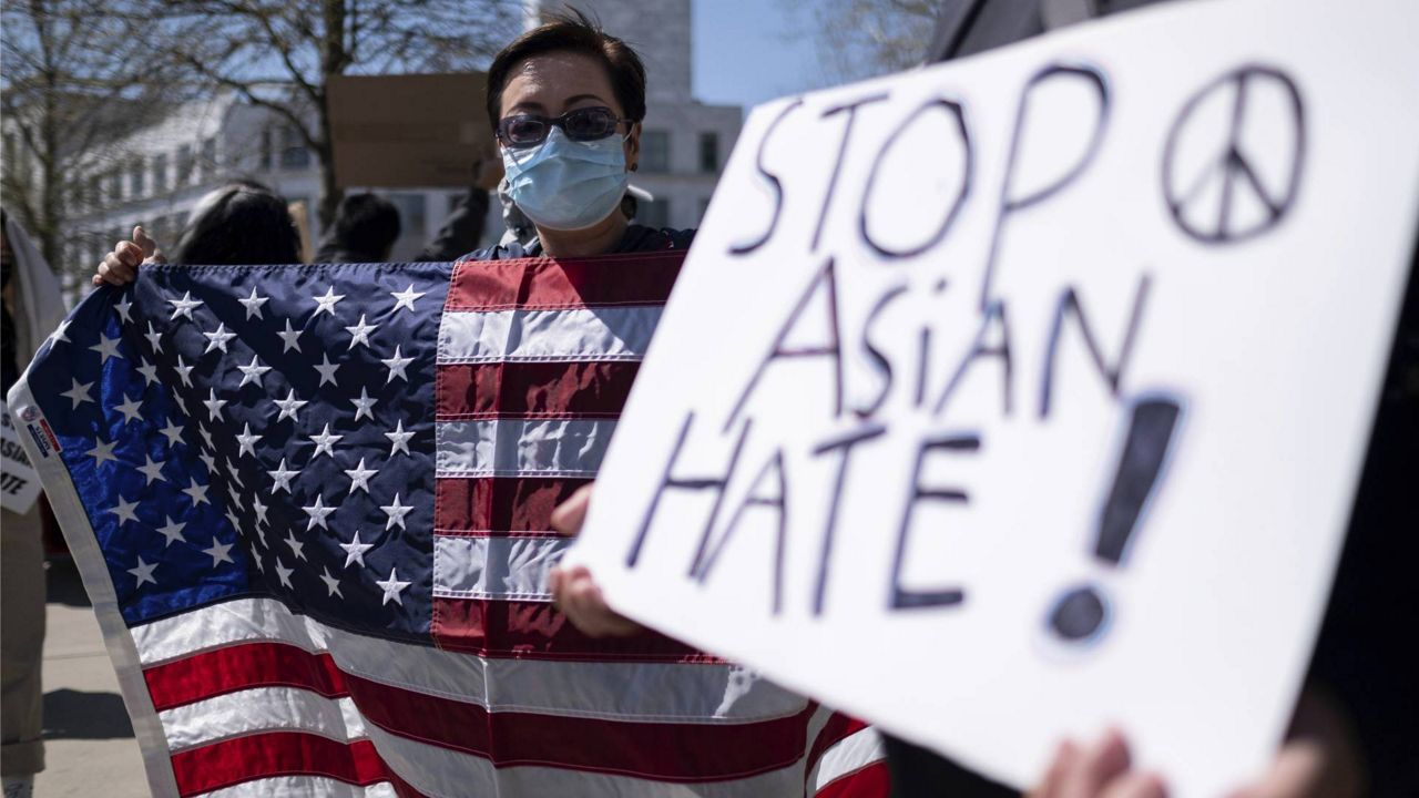 spectrumnews1.com: Politicians, Community Leaders Tackle Rise in Anti-Asian Hate