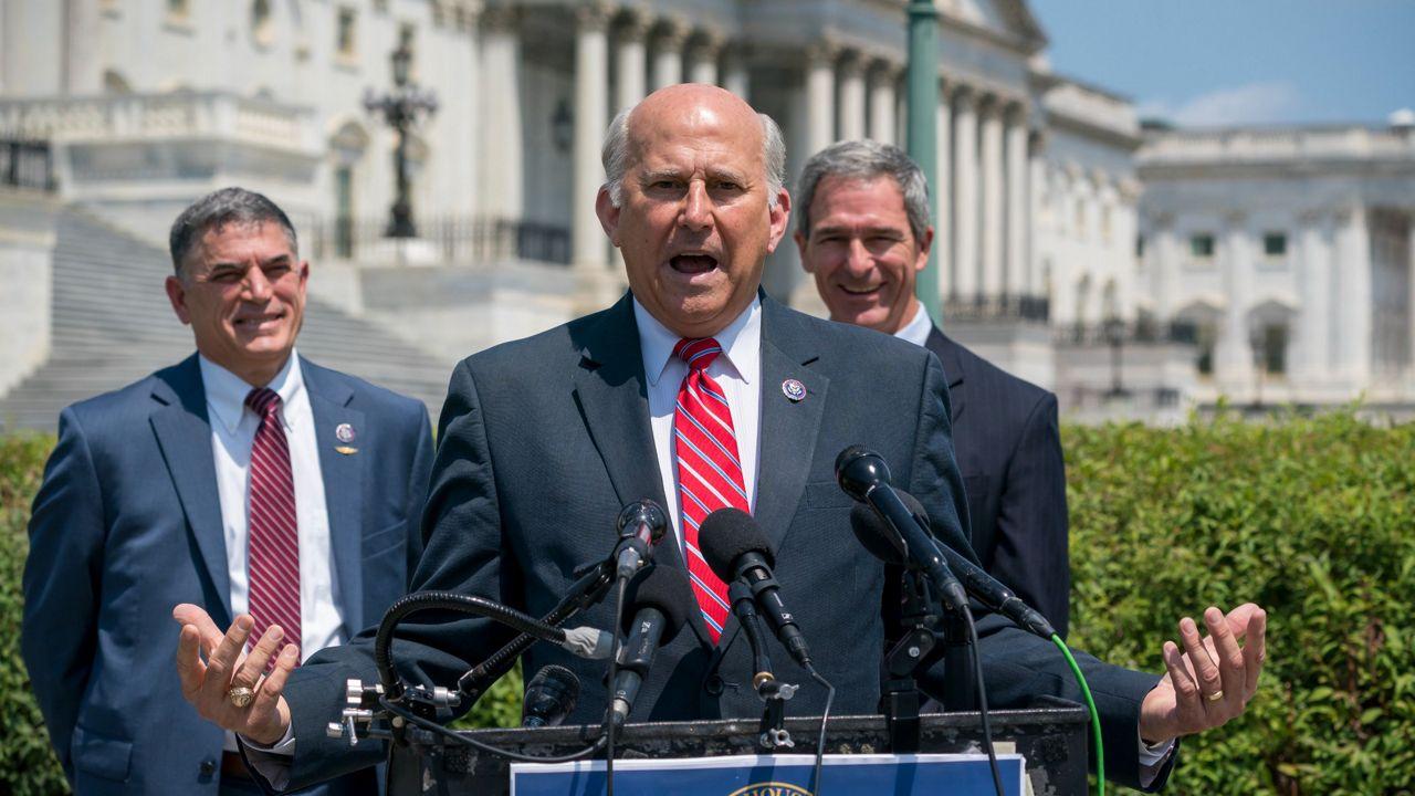 Despite warnings, Texas Rep. Louie Gohmert touts ivermectin