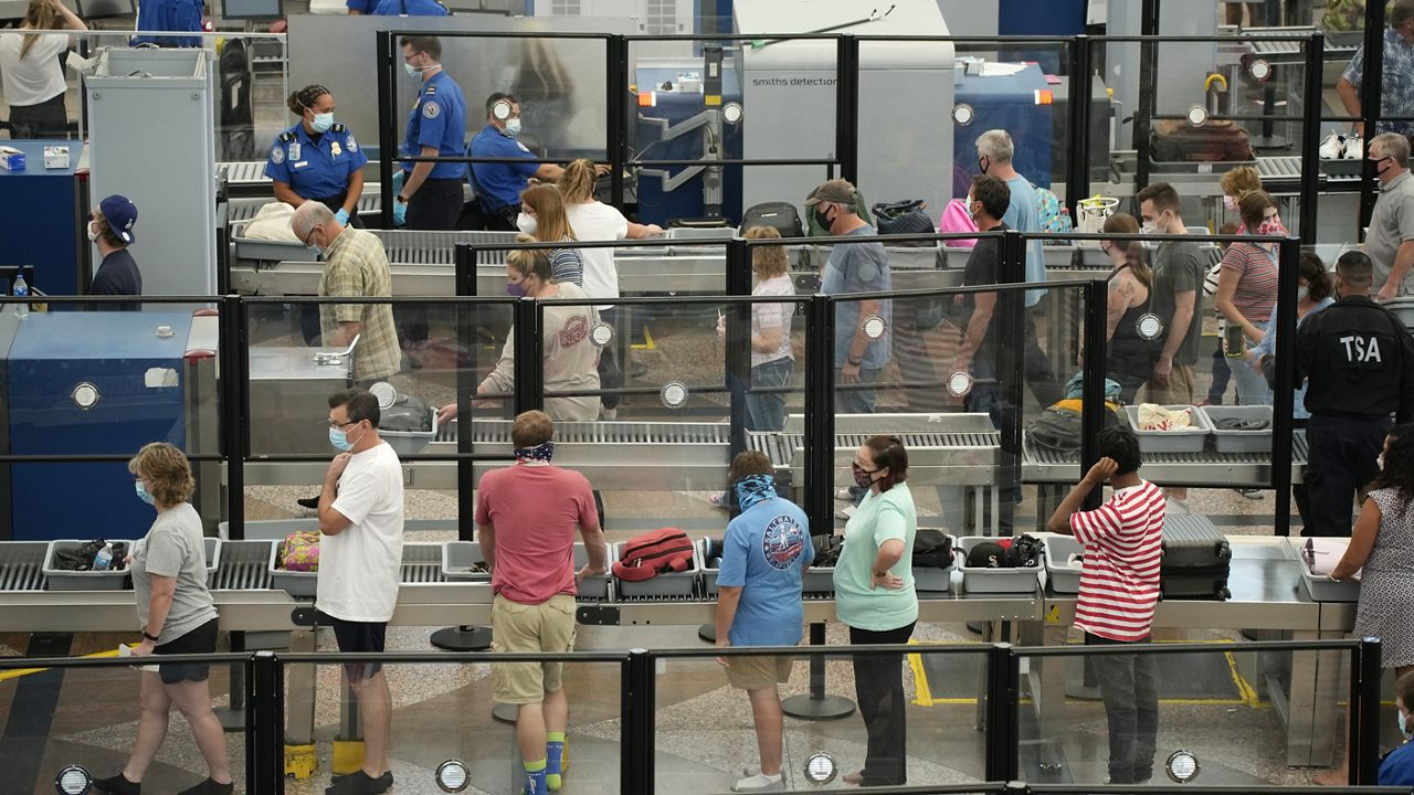 U.S. easing foreign travel restrictions, requiring vaccines