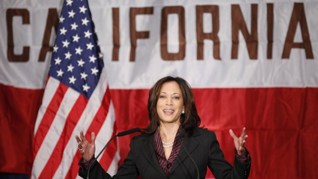 How California Shaped Kamala Harris