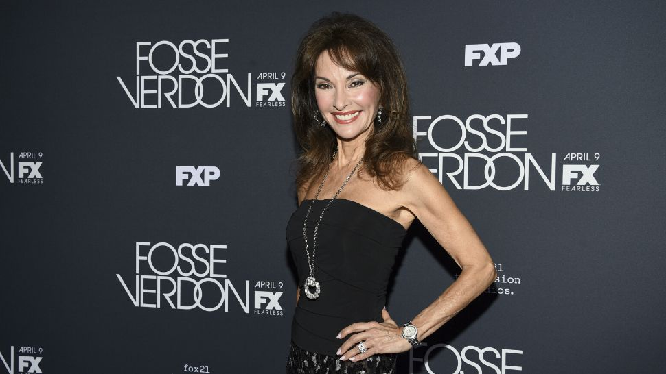 TV Star Susan Lucci Shares Details of Health Scare