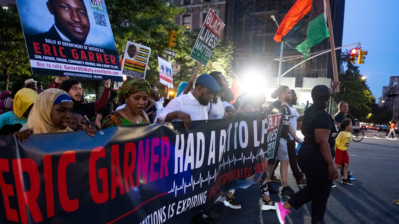 Five Years Later: Has Anything Changed Since Eric Garner's Death?
