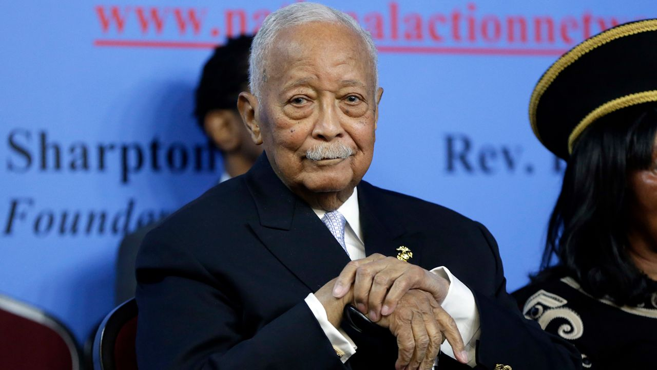 The Best Former Mayor David Dinkins