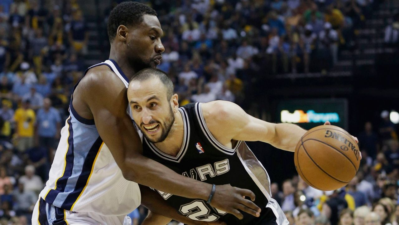 22820ea4ed2 Spurs to Retire Manu Ginobili s Jersey March 28